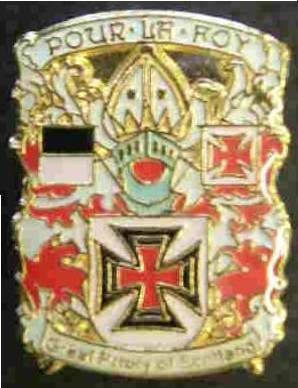The Great Priory - Lapel Badge